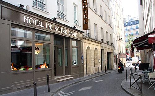 Hotel notre dame archives guia de viagem para paris no for Hotel notre dame paris