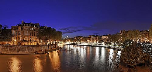 Passeios a pé em Paris – Ile de St Louis