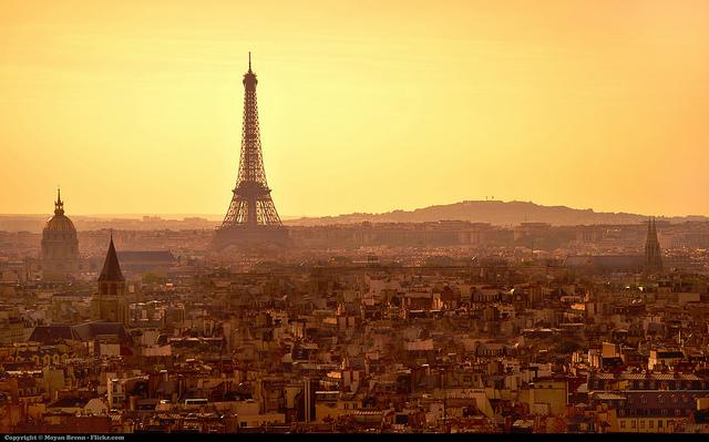 Top 10 atrações turísticas em Paris