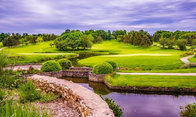 Top 5 campos de golfe perto de Paris