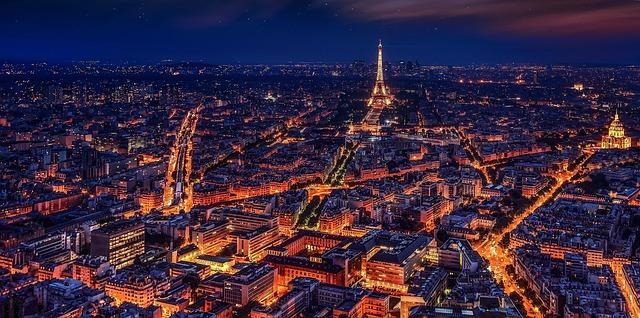 O País dos Sonhos e Romance: França