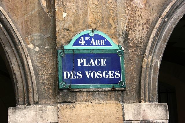 Place Des Vosges – a praça mais antiga de Paris